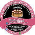 Khaidina Homemade Bakery