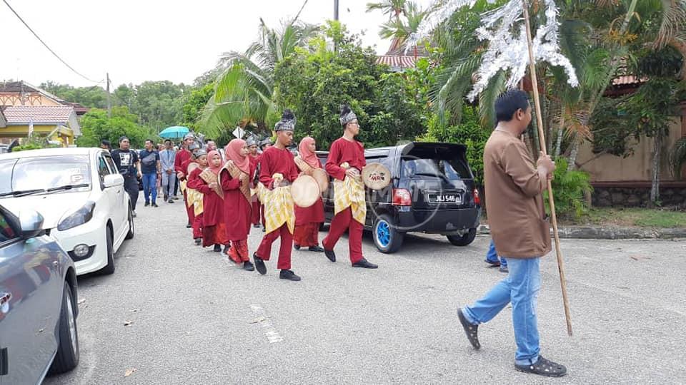 Kumpulan Kompang Seri Warisan Johor