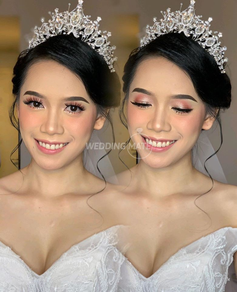 Makeup by Marie Ernest