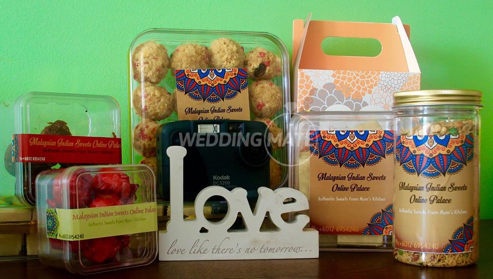 Malaysian Indian Authentic Sweets & Diwali Gifts Online Store