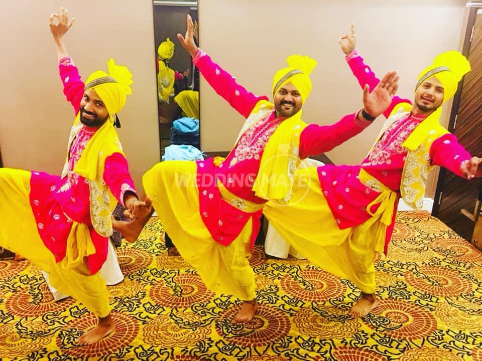 Malaysian Punjabi Bhangra