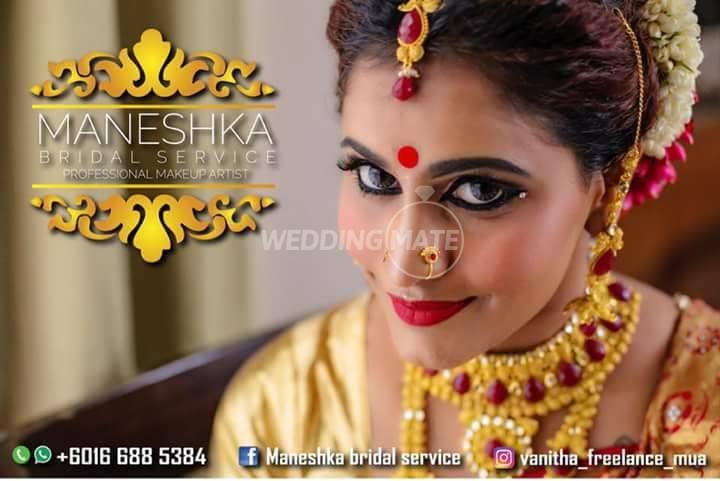 Maneshka Bridal Services
