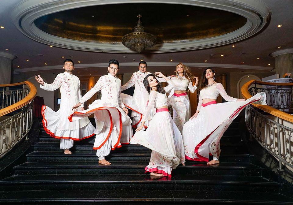 Mast Millennium Dancers