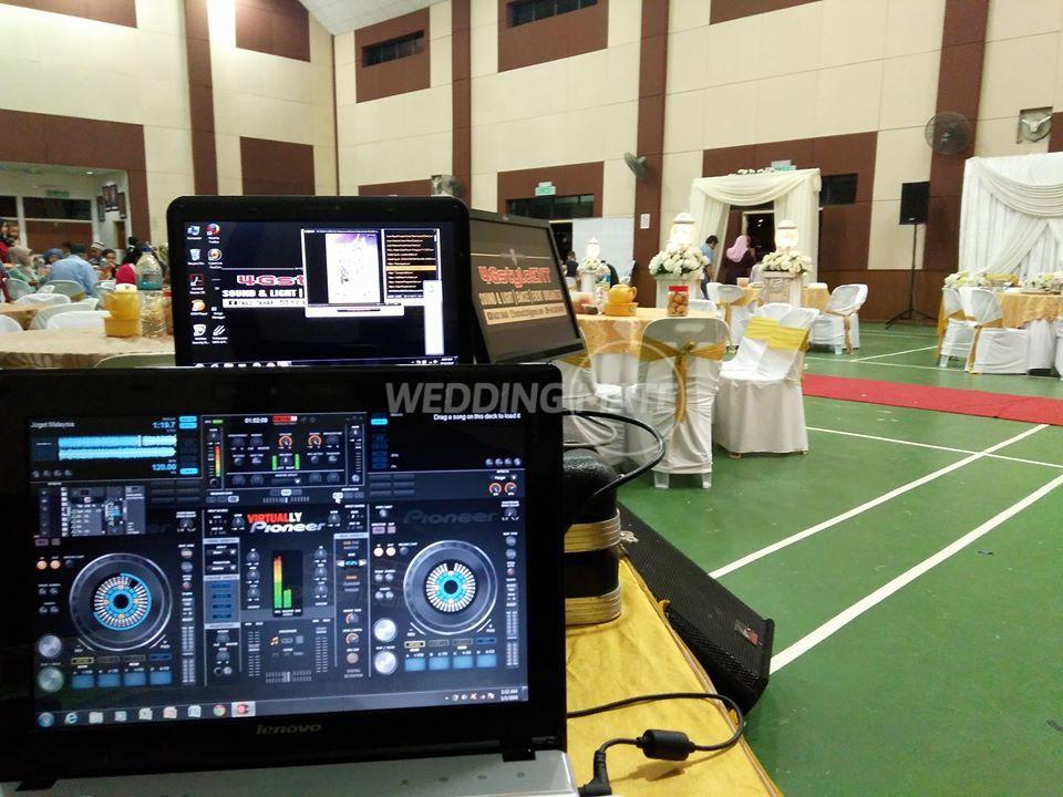 PA System Karaoke Family Day Majlis Kenduri Kahwin