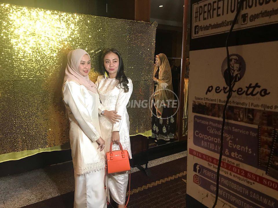 Perfetto Photobooth Sarawak