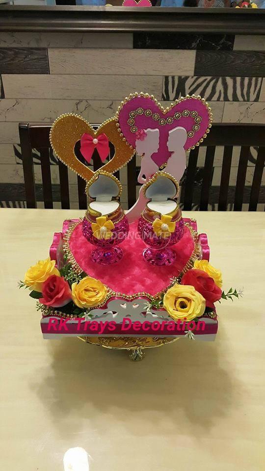 RK Trays Decoration