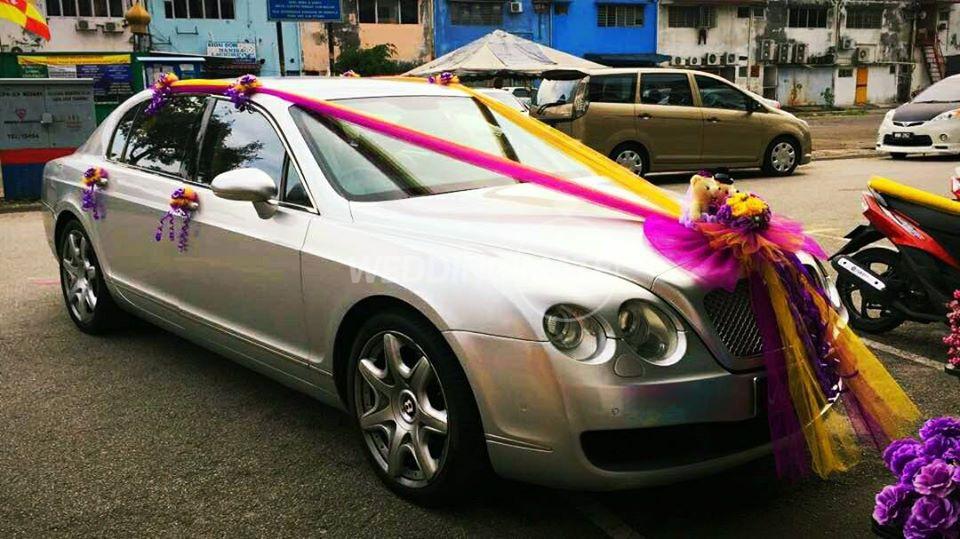 RedOrca Wedding & Event Car Rental