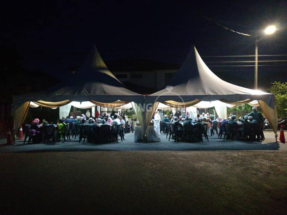 SBS Canopy - Kanopi Khemah Murah Kedah