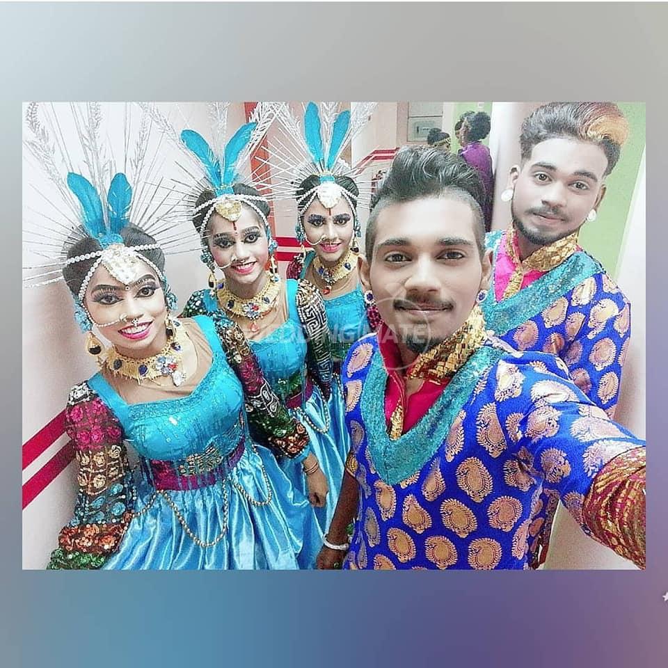 SRI AGNI DANCE GROUP
