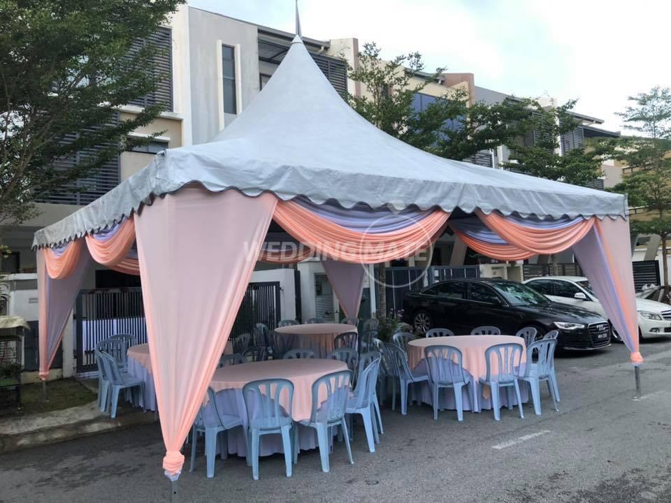 Sewa Canopy Murah Shah Alam