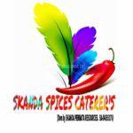 Skanda spices caterer's