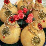 Suja's Engagement Trays & Flower Deco