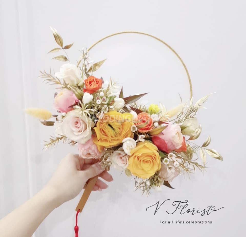 V florist
