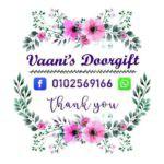 Vaani's Doorgift