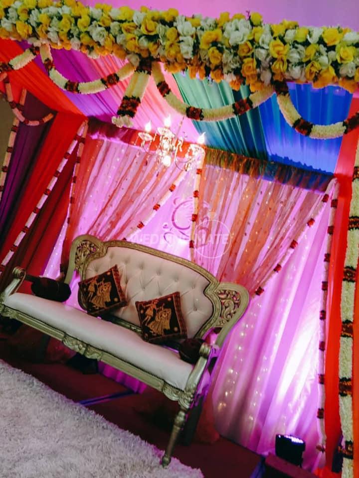 Vashmilas Wedding & Events