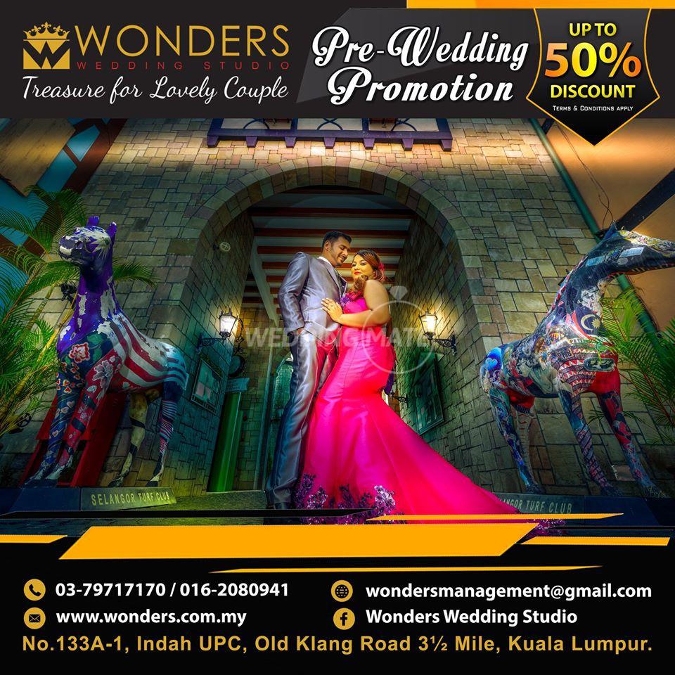 Wonders Wedding Studio