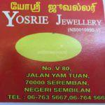 Yosrie Jewellery