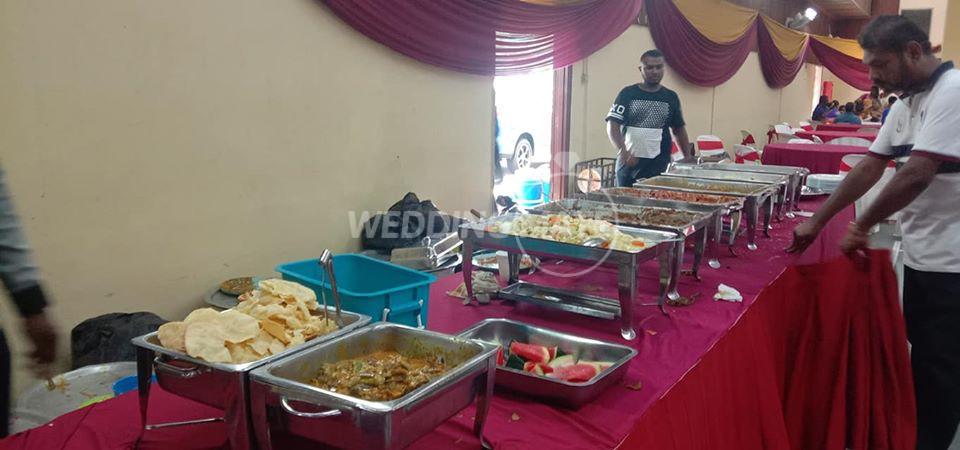 Yuvina Rathy Catering
