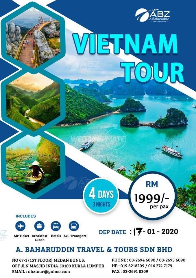 A Baharuddin Travel & Tours Sdn Bhd