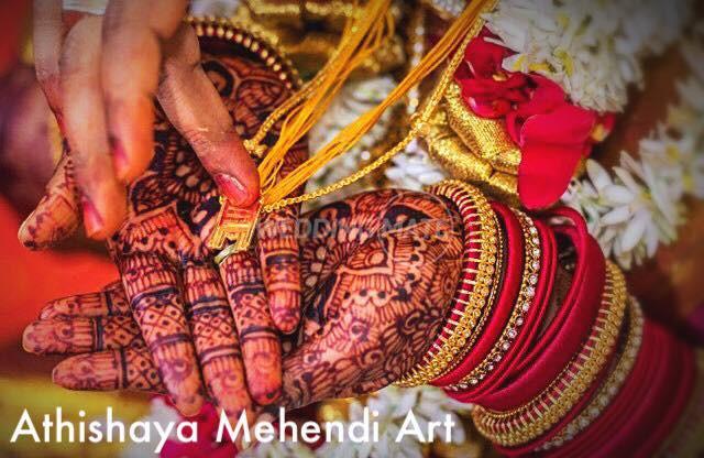 Athishaya Mehendi Art