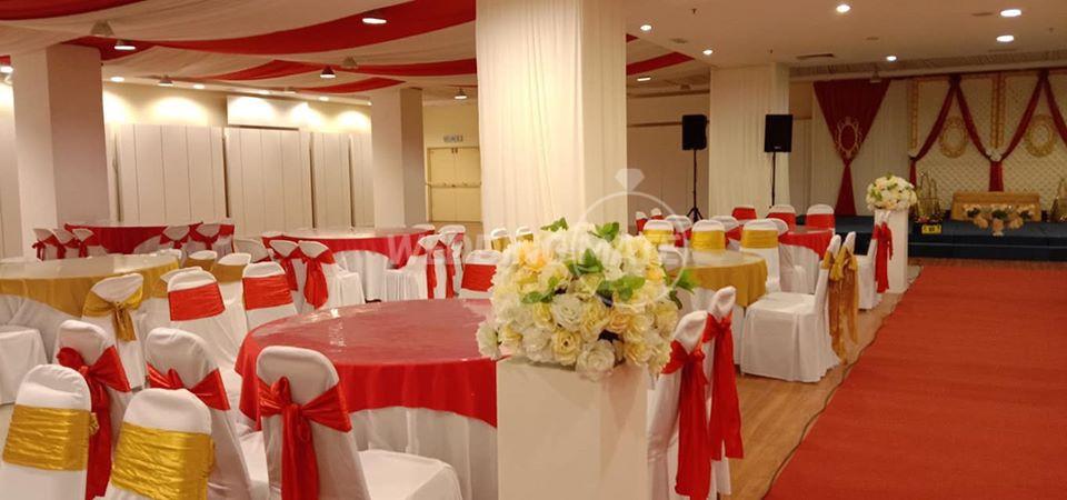 Grand Global Wedding Hall & Services