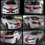 Hieera Wedding Car Rental Services