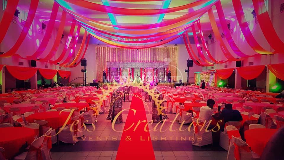 Jess Creations Events & lightings