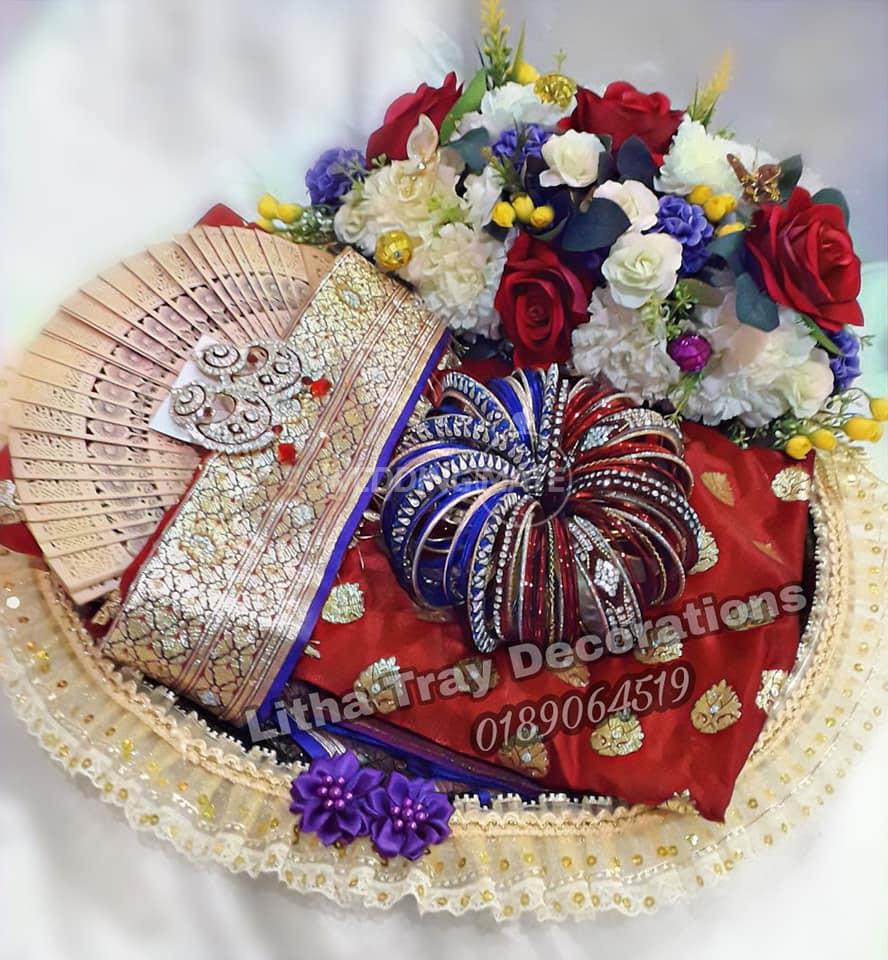 Litha Engagement Tray Decoration Jb