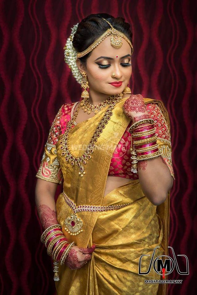 Malar Beauty & Bridal Gallery Sdn Bhd & Professional Makeup Artist