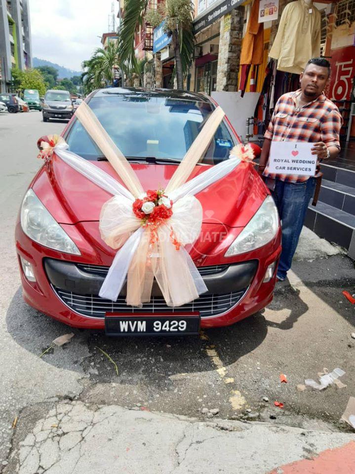 Royal Wedding Car Services