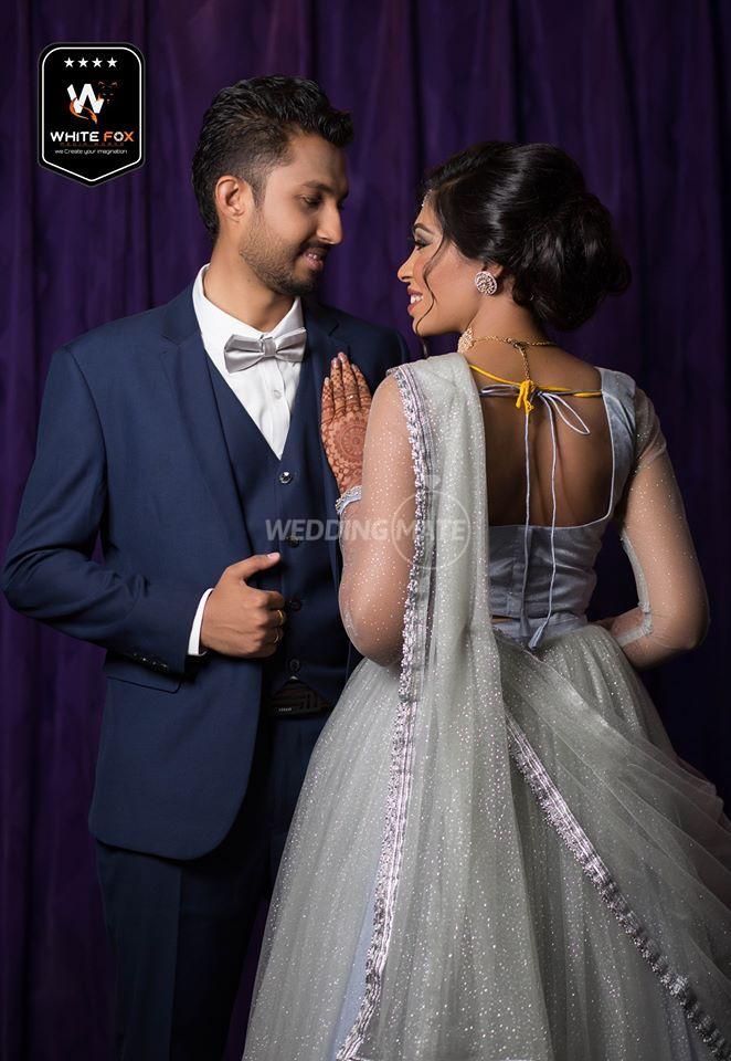 White Fox,Indian Wedding Photography