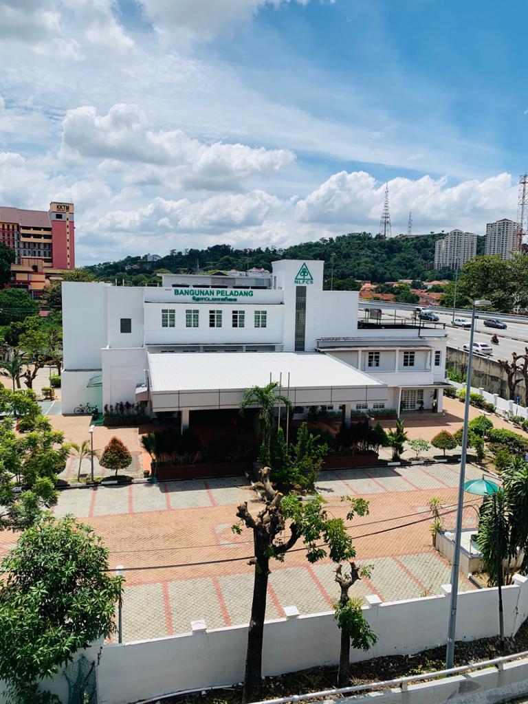 Bangunan Peladang PJ – Thotta Mahligai