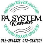 PA System Kahwin