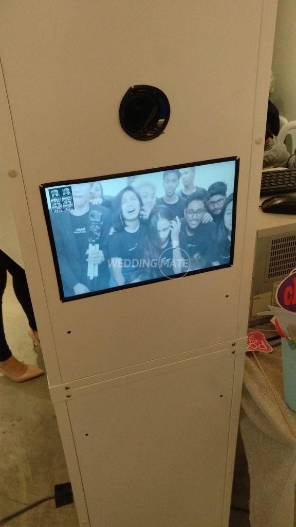 Pixels Booth
