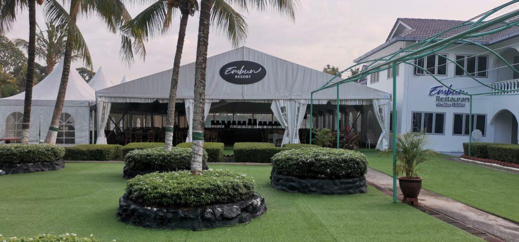 Embun Resort Putrajaya